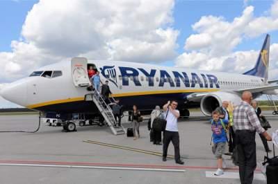 Массовая забастовка пилотов Ryanair: отменены сотни рейсов