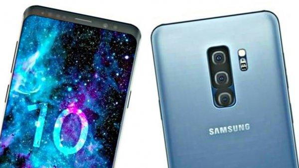 Тройная камера Samsung Galaxy S10+ получит уникальные широкоугольные объективы