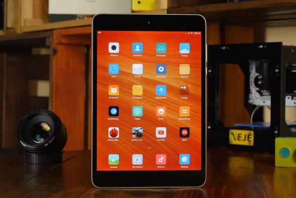 Xiaomi выпустит 10-дюймовый планшет Xiaomi Mi Pad 4