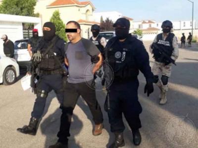 В Мексике задержали опаснейшего преступника