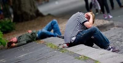 В американском парке нашли 76 пострадавших от передозировки наркоманов