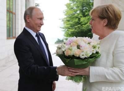 Путин и Меркель проведут