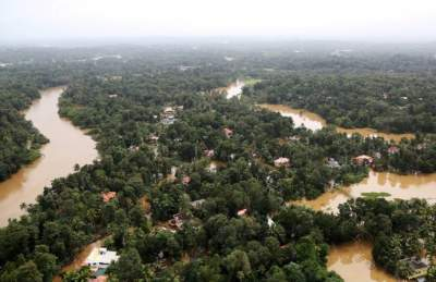 Наводнение в Индии: количество жертв увеличилось