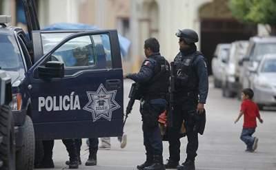 В Мексике произошла серия вооруженных нападений на бары