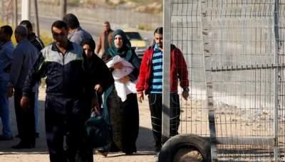 Израиль закрыл единственный пропускной пункт на границе с Сектором Газа