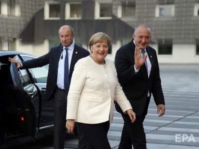 Германия потребовала вывести войска РФ из Грузии