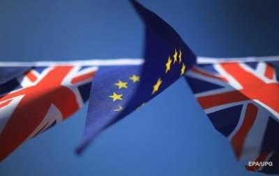 Британия подсчитала размер ущерба от Brexit без сотрудничества с ЕС