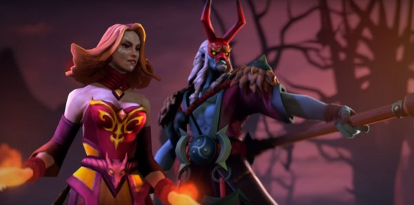 Valve вспомнила о своих играх: Новый персонаж Grimstroke уже появился в Dota 2