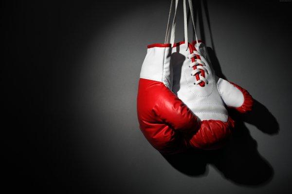 Боксер ушел с ринга прямо перед началом поединка
