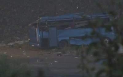 Автобусное ДТП в Болгарии: много погибших и раненых