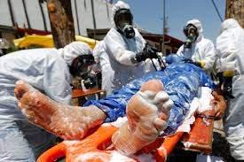 США и Россия обсуждают применение химического оружия по Сирии
