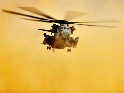 Выживших нет: в Эфиопии разбился военный вертолет