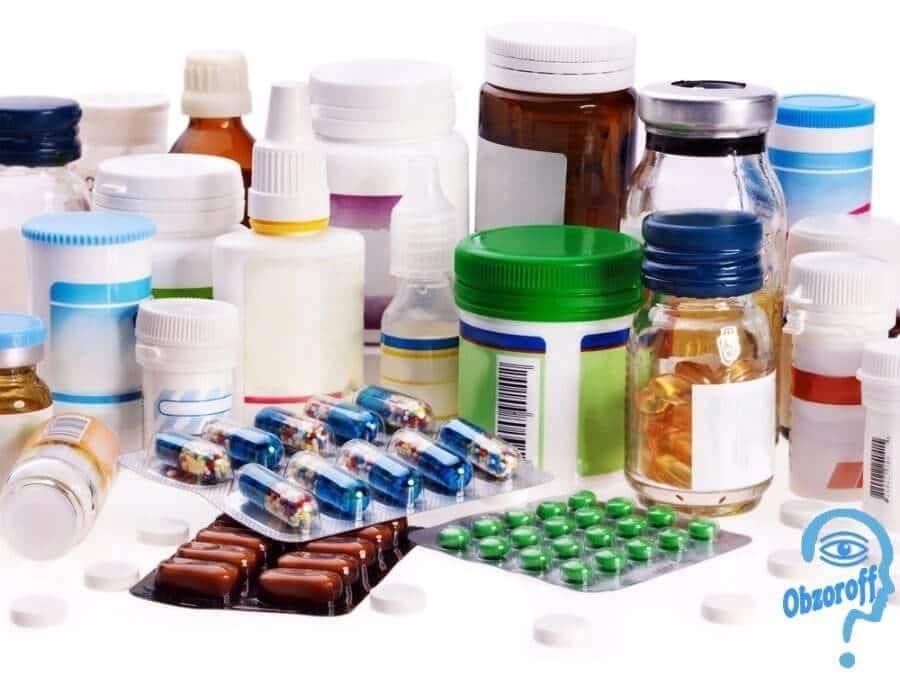 Обзор препаратов для красоты и здоровья