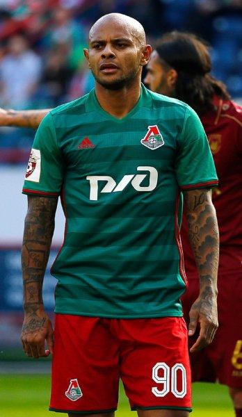 Футболист Ари: В России случаев расизма становится меньше