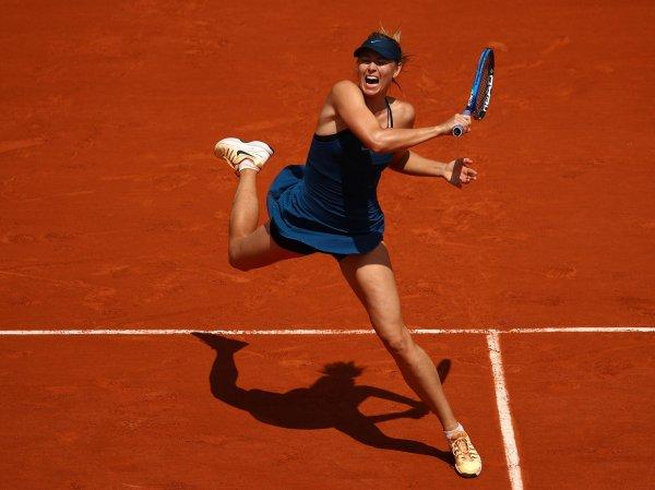 Стало известно имя соперницы Марии Шараповой в четвертьфинале Roland Garros
