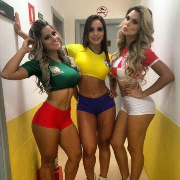 Сборной Бразилии разрешили заниматься сексом на ЧМ-2018