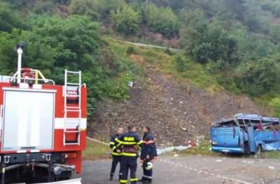 Автомобильная авария стала причиной увольнения болгарских министров