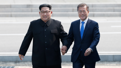 Лидеры Южной и Северной Кореи собрались встретиться
