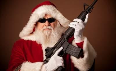 В Нидерландах оштрафовали мужчину, призывавшего убить Санта-Клауса