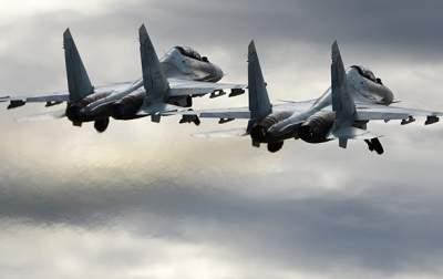 Япония задействовала авиацию в ответ на действия РФ
