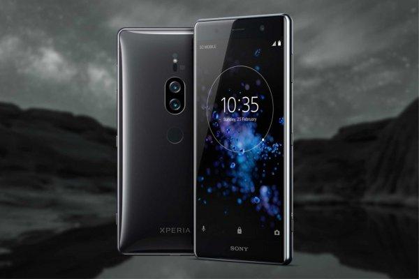 Флагман Sony Xperia XZ3 с лучшим дисплеем продается по 800 евро