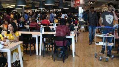 В Индии магазин IKEA оштрафовали из-за гусеницы в блюде