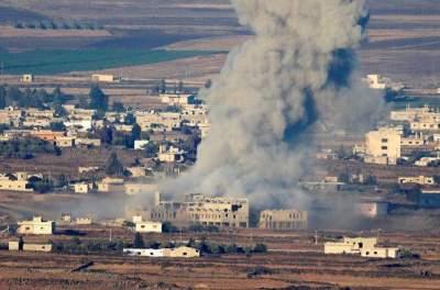 Российские военная авиация возобновила бомбардировки Сирии