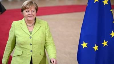 Меркель рассказала о возможном будущем Brexit