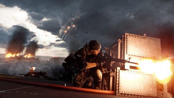 Создатели Battlefield V порадуют кампанией в Африке и борьбой с Германией