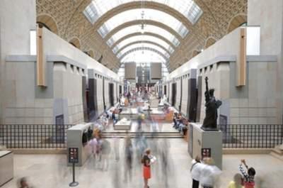 Парижский музей выбрали лучшим в мире