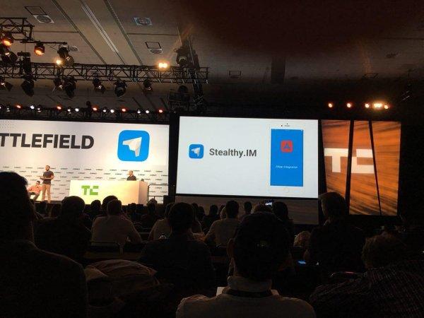 В США показали новый мессенджер-конкурент Telegram