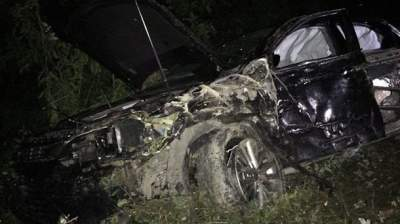 В автокатастрофе погиб премьер-министр Абхазии