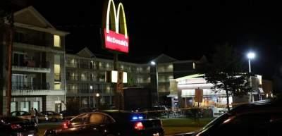 В США стреляли в McDonald's: есть жертвы