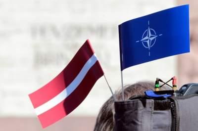 В Латвии начались офицерские учения НАТО
