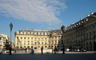 В парижском отеле ограбили принцессу из Саудовской Аравии
