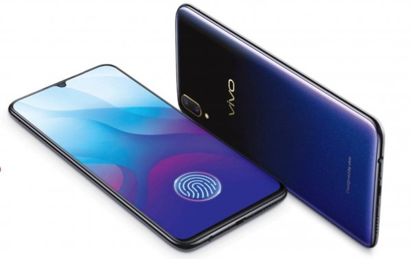 Стартовали продажи бюджетного безрамочного смартфона V11 Pro