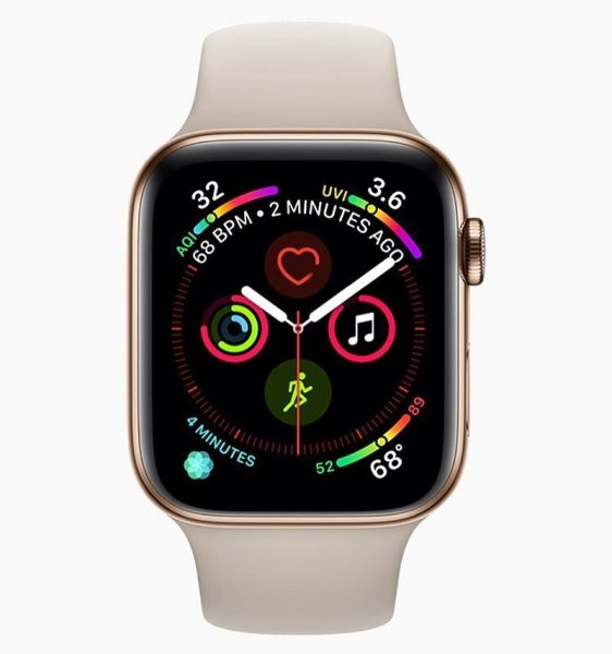 Стальные Apple Watch Series 4 не появятся в России
