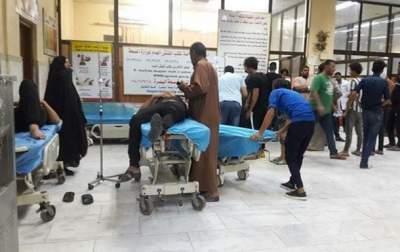 В Ираке отравились десятки тысяч человек