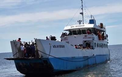 В Африке затонул паром с пассажирами