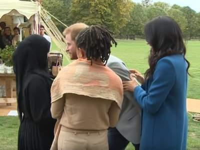 Британский принц попал в неловкую ситуацию. Видео