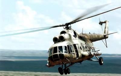 В Приднестровье потерпел крушение военный вертолет - СМИ