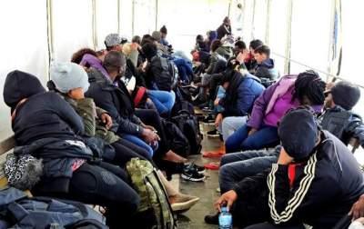 В Турции задержаны более тысячи незаконных мигрантов