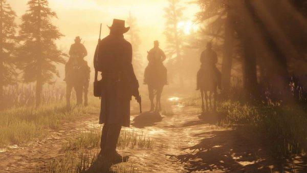 Разработчики рассказали о подробностях игры Red Dead Redemption 2