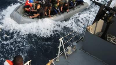 В Нигерии пираты захватили судно и похитили экипаж, среди них украинец
