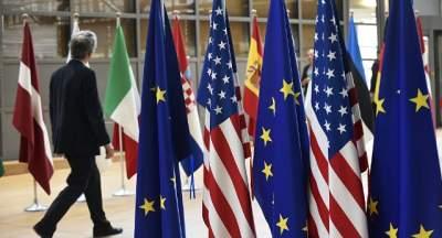 Евросоюз задумался над созданием механизма для обхода американских санкций