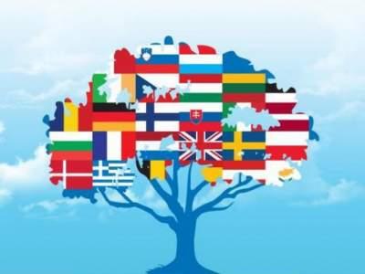 Названы 10 самых употребляемых языков в Европе