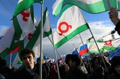 В Ингушетию ввели войска для подавления митингов