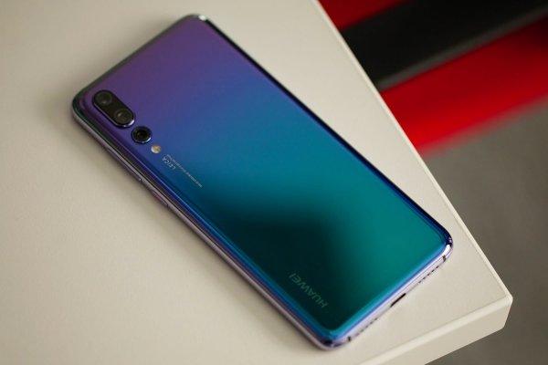 Новая модель Huawei обогнала в рейтинге лучших камер новинку от Apple