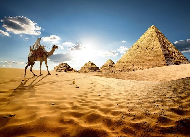 Горящие путевки в Египет