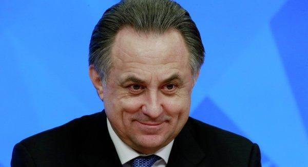 Виталий Мутко может через 3-4 месяца окончательно покинуть РФС